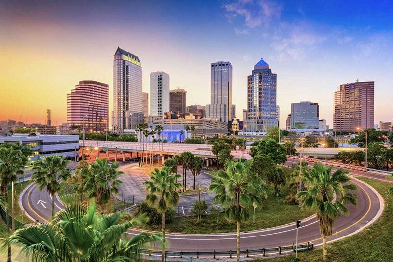 Tampa-City